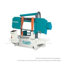 New CLAUSING Semi-Automatic Twin Column Bandsaw for sale