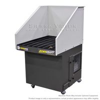 New DIVERSI-TECH Portable Downdraft Tables for sale
