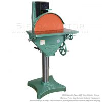 New BURR KING Disc Grinder for sale