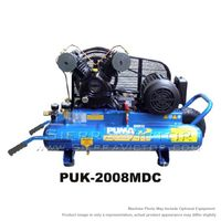 PUMA 2 HP Professional Belt Drive Air Compressor PUK-2008MDC