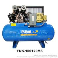 PUMA 15 HP Industrial Air Compressor TUK-150120M3