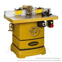 POWERMATIC PM2700 Shaper, 3HP 1PH 230V, 1280100C / 1280101C / 1280102C