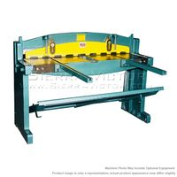 New TIN KNOCKER Foot Operated Shear for sale