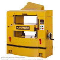POWERMATIC WP2510 Planer, 15HP 3Ph 230/460V Helical Head, 1791303