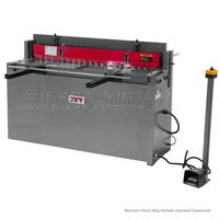 "JET PS-1652T, 52"" x 16 Gauge Pneumatic Shear, 756203"