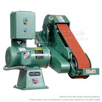 New BURR KING 2-Wheel Belt Grinder: MODEL 960-400 for sale