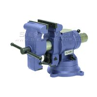 New PALMGREN Multi-Jaw Rotating Bench Vise for sale