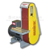 New KALAMAZOO Multi-Position Belt Grinder: BG448 for sale
