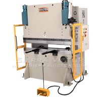 BAILEIGH Hydraulic Sheet Metal Press Brake BP-5060NC