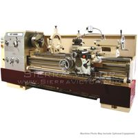 New GMC Heavy Duty Precision Gap Bed Lathe for sale