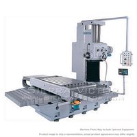 New SHARP Horizontal Boring & Milling Machine for sale