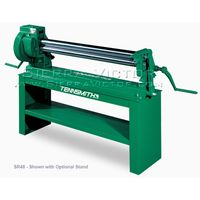 New TENNSMITH Manual Slip Roll with Third Roll Drive: SR48 for sale