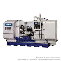 New SHARP High Precision CNC Flat Bed Lathe for sale