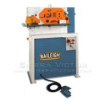 BAILEIGH 4 Station Hydraulic Ironworker SW-441, SW-443