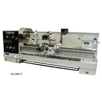 New U.S. INDUSTRIAL Precision Geared Head Engine Lathe: USL 2680 CY-KIT for sale