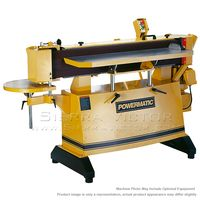 POWERMATIC OES9138 Sander, 3HP 1PH 230V, 1791282