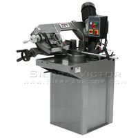 "JET J-9180-3, 7"" Zip Miter Horizontal Bandsaw, 414464orizontal Band Saw: J-9180-3 for sale"