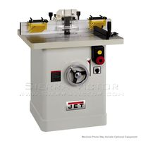 JET JWS-35X3-1 Shaper 3HP, 1Ph, 708323 / 708326