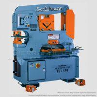 SCOTCHMAN Dual Operator Hydraulic Ironworker DO 70/110-24M