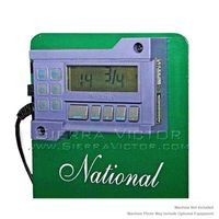 New NATIONAL Quick Set Two Turn Manual Digital Readout Back Gauge for sale