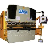 New U.S. INDUSTRIAL CNC Hydraulic Press Brake for sale