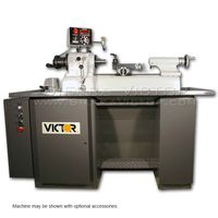New VICTOR Electronic Variable Speed Second Operation Lathe (Compound & Tailstock) for sale