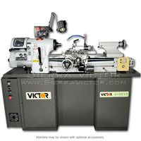 New VICTOR Electronic Variable Speed Toolroom Lathe for sale
