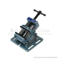 WILTON CR3 Cradle Style Angle Drill Press Vise 11753