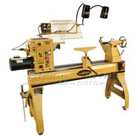 POWERMATIC Woodworking Lathes Available at Sierra Victor Industries
