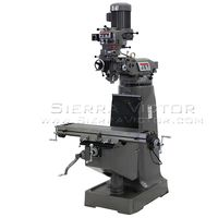 JET Metal Milling Machines Available at Sierra Victor Industries