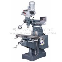 ATRUMP Metal Milling Machines Available at Sierra Victor Industries
