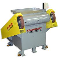 New KALAMAZOO Dual Headed Abrasive Backstand Grinder BG214 for sale