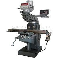 MANFORD Metal Milling Machines Available at Sierra Victor Industries
