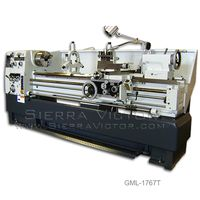 GMC Metal Lathes Available at Sierra Victor Industries