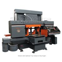 New HE&M Dual Column Bandsaw: H130HA-DC for sale