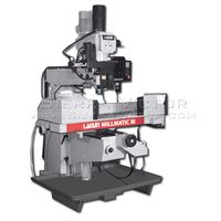 LAGUN Metal Milling Machines Available at Sierra Victor Industries