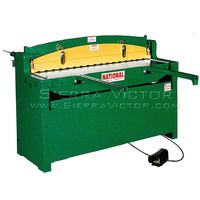 NEW and USED MANUAL, HYDRAULIC, PNEUMATIC, CNC, ELECTRO-MECHANICAL AND FOOT SHEARS for sale