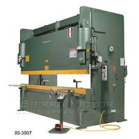 New BETENBENDER Hydraulic Press Brake Model 10-95 10' x 95 Ton for sale