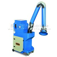BAILEIGH Heavy Duty Portable Fume Extractor - FE-1200