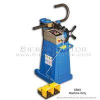 New ERCOLINA SUPER BENDER SB48 Rotary Draw Tube & Pipe Bender for sale