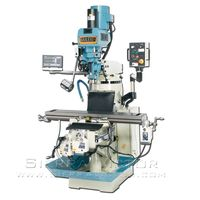BAILEIGH Vertical Milling Machine - VM-949-3