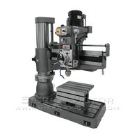 JET J-1230R, 4' Arm Radial Drill Press 230V, 320036, 320037