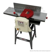 New JET JJP-10BTOS Jointer / Planer Combo 707410 for sale