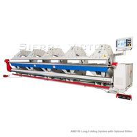 New ROPER WHITNEY AUTOMAX Long Folding Machine AM2116 for sale