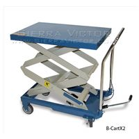 New BAILEIGH B-CartX2 Double Height Lifting Table for sale
