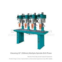 New CLAUSING Variable Speed Multiple Spindle Drill Press CLAUSING 20 for sale