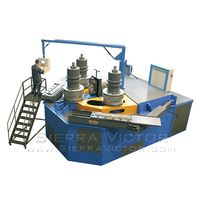 New BAILEIGH Heavy Duty Roll Bender R-H400 for sale