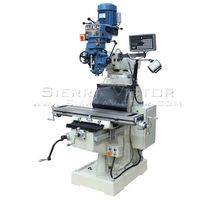 New BAILEIGH Vertical Knee Mill VM-942E-1 for sale