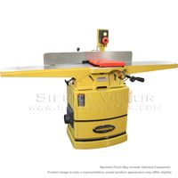 POWERMATIC 60HH Jointer 2HP 1PH 230V with Magnetic Switch, Helical Cutterhead 1610086K