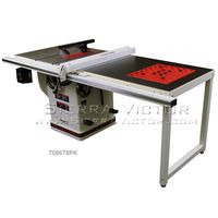 "New JET Deluxe Xacta Saw 5HP 1Ph 50"" Rip with Downdraft Table 708679PK for sale"